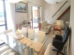 Título do anúncio: Exclusiva cobertura duplex com 3 suítes em condomínio de luxo em Agriões, Teresópolis/RJ.