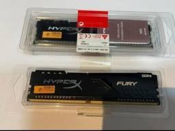 Memória Ram Hyperx Fury DDR4