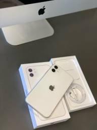 Título do anúncio: iPhone, 11, Branco, 64gb (lacrado) LOJA FÍSICA NEXTECH