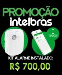 Kit Alarme Intelbras em Promoção Imperdível | Aplicativo acesso via Smartphone