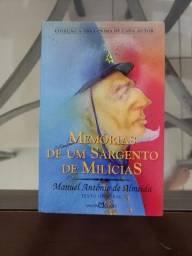 Livro: Memórias De Um Sargento De Milícias | Martin Claret