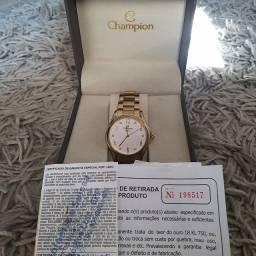 Relógio Feminino Champion Só R$ 200,00