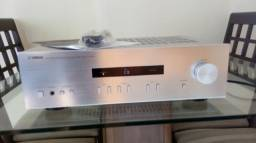 Amplificador integrado Yamaha As201 100w por canal