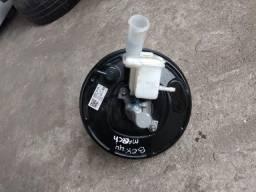 Cilindro mestre com reservatório e servo freio nissan march 1.0 3 cilindros