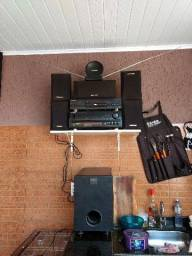 Home theart Pioneer vsx 455