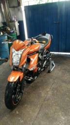 Kawasaki er6n - 2010