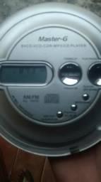 Discman mp3 AM FM