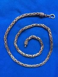 Corrente em prata 925 de Bali