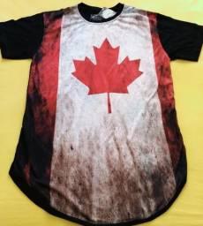 Camiseta Jhony Rasper longline