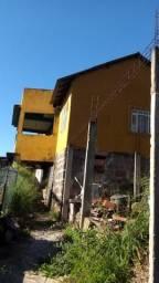 Casa, no bairro Paul, vv, 02 quartos, copa, cozinha, banheiro, varanda, toda reb. em gesso