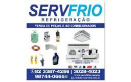 Peças em Geral para Ar condicionado, Geladeiras e Bebedouros