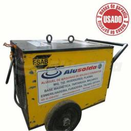Máquina de Solda Retificadora Esab LHJ 425A Usada