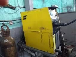 Maquina de Solda Esab Smashweld 257