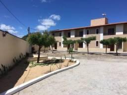 Apartamento em Condomínio fechado na Cidade de Paraipaba- CE