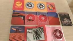 Conjunto 4 Dvd´s Led Zeppelin
