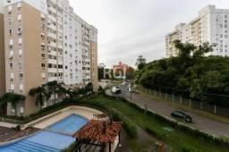 Apartamento à venda com 2 dormitórios em Jardim carvalho, Porto alegre cod:6990