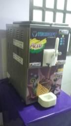 Máquina para fazer açaí e sorvete