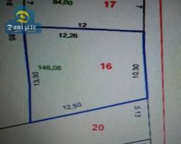 Terreno à venda, 146 m² por r$ 244.000,00 - vila américa - santo andré/sp