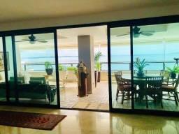 Apartamento com 2 suítes à venda por r$ 3.600.000 - comércio - salvador/ba