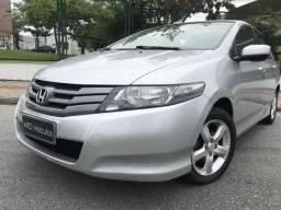 Honda City 2012 aut muito novo - 2012