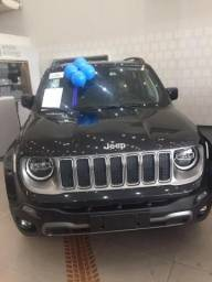 JEEP RENEGADE 2019/2020 1.8 16V FLEX LIMITED 4P AUTOMÁTICO