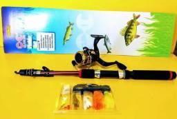 Kit vara pesca Completo