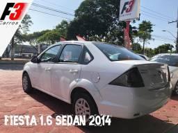 Fiesta 1.6 Sedan 2013/2014 Completo - 2014