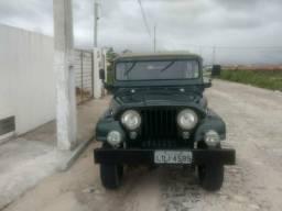 Vendo jeep William 1974 zap *