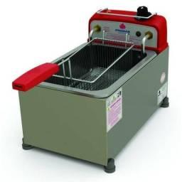 Fritadeira elétrica 5 litros Progás (NOVA)