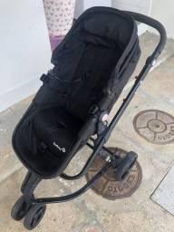 Carrinho + bebê conforto safety 1st
