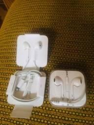 Fone Aplee para iPhone 7 e um do 6S novos