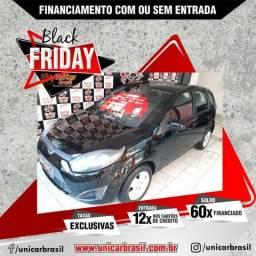 Fiesta Hatch Entrada R$2.000, + 48x R$689,00 - 2011