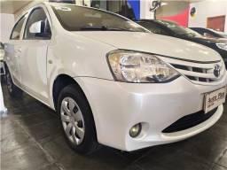 Toyota Etios Hatch Etios X 1.3 (Flex) 2016 - 2016