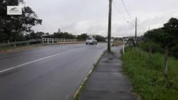 Terreno comercial de esquina com 1.462 m² no binario novo do Vila Nova