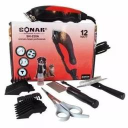 Máquina de tosa profissional sonar (nova)zap *