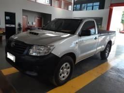Hilux Cabine Simples 3.0 Diesel 2012/2013 - 2012