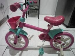 Vende se bicicleta Caloi da barbie