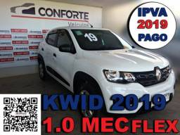 Renault kwid 2019 1.0 12v sce flex zen manual - 2019