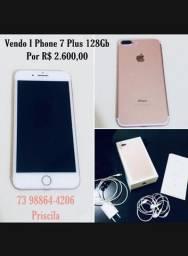 I phone 7 Plus 128Gb conservadíssimo