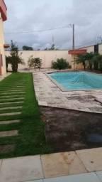 Casa no Aracagy ( piscina/churrasqueira)