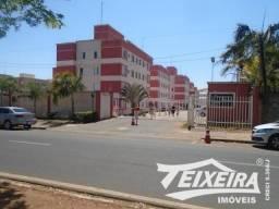 Apartamento para alugar com 2 dormitórios em Jardim santa efigenia, Franca cod:I07992