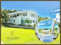 Casa Alto Padrão com 7/4 sendo 5 suítes com Varandas / Cond. Ocean View - Jacarecica 600m2