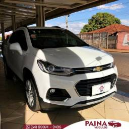 Chevrolet tracker ltz 1.4 turbo 2017 completo - 2017