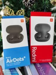 Promoção de Natal! Redmi Air dots da Xiaomi.. Novo lacrado com garantia e entrega