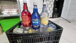 KIT com 36 garrafas de Licor Fórmula