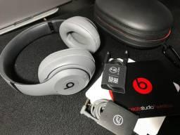 Beats Studio 3 Wireless Cinza - usado pouquíssimas vezes