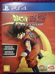 Jogo Dragon Ball Z: Kakarot