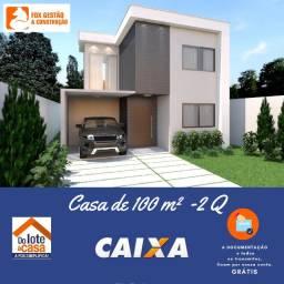 Lote + Casa em Linhares