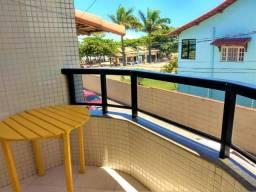 Apartamento mobiliado um quarto vista p/mar bicanga Serra