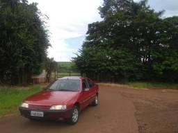 Peugeot 405 troca ou venda leia - 1997